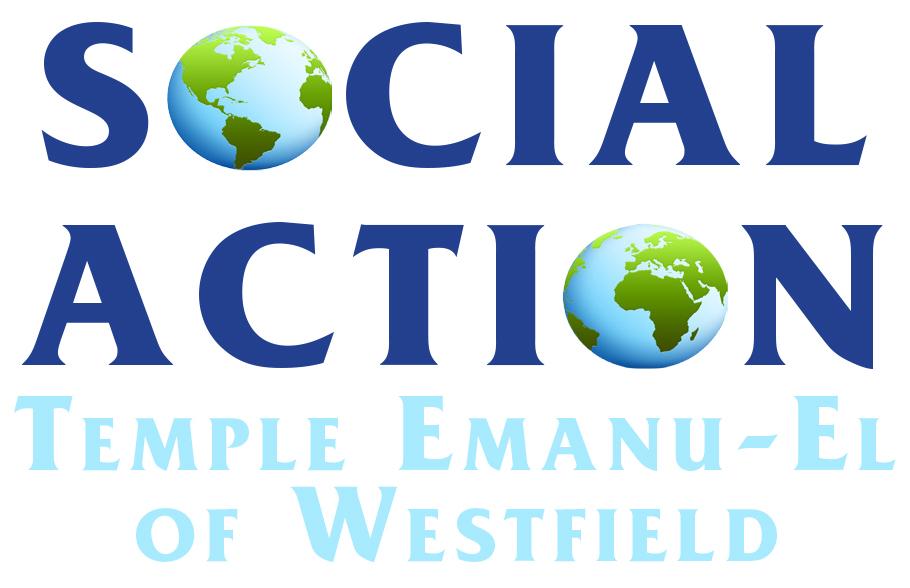 social action TEWNJ logo