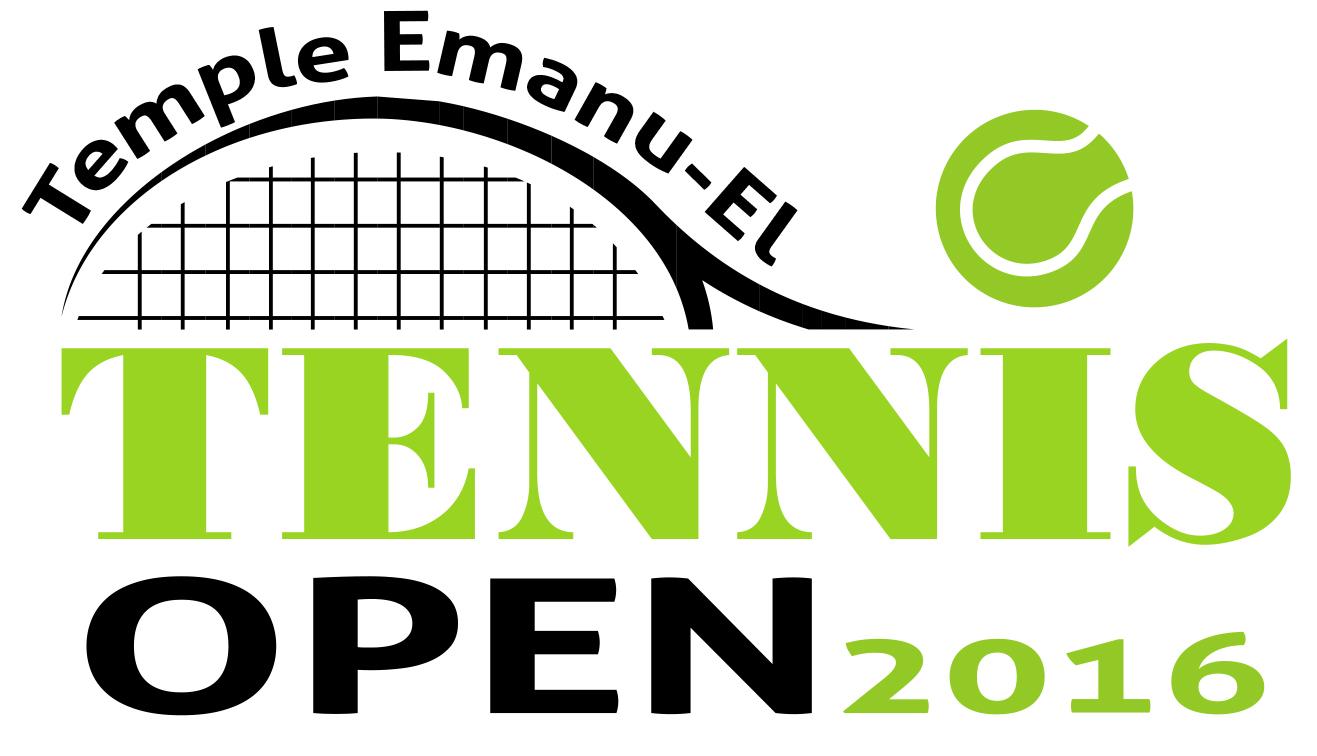 Tennis Event logo