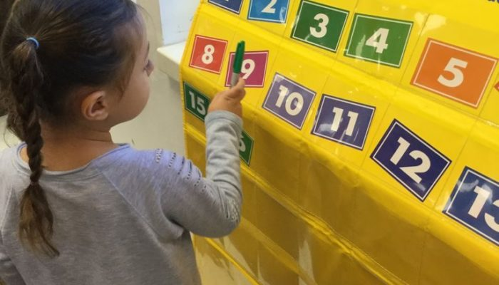Nationally Accredited Early Childhood Education Program