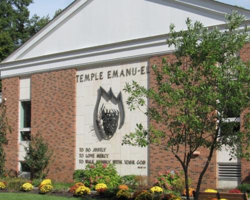 Welcome to Temple Emanu-El