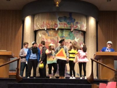 Celebrating Purim