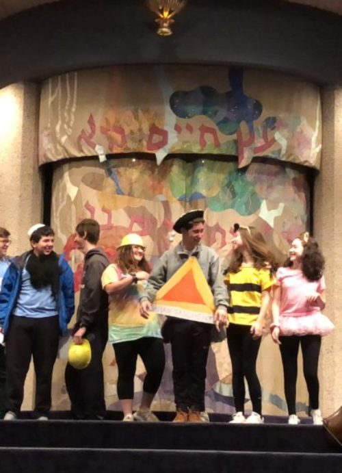 Youth Purim