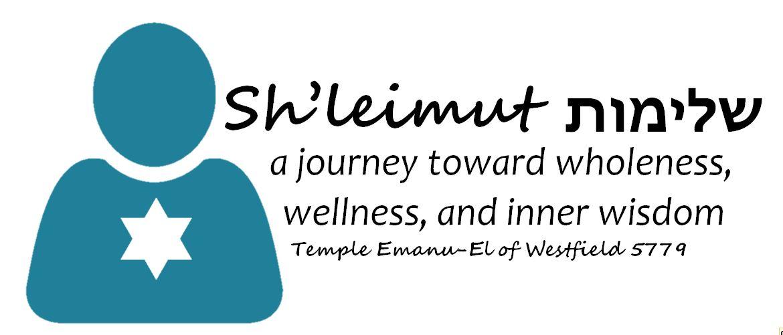Shleimut Logo with Tagline