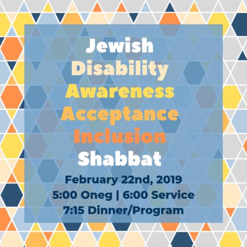 Fourth Friday Shabbat