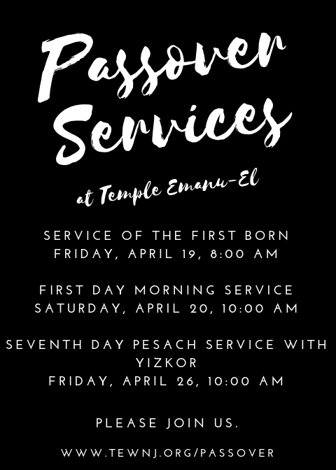 Passover Services