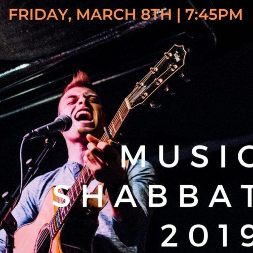 Music Shabbat & Pop-Up Choir