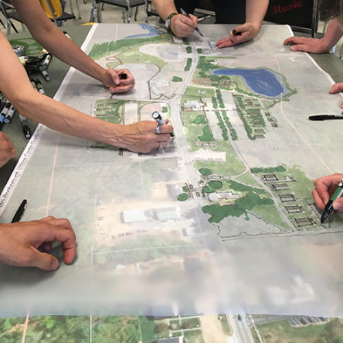 Have your voices heard at the architect's charrette!