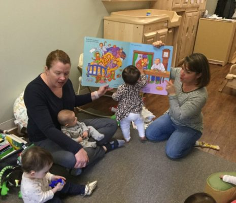 Infants Reading