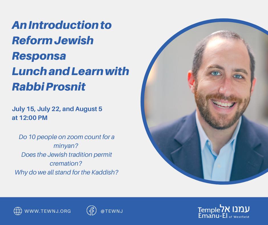 An introduction to reform jewish responsa