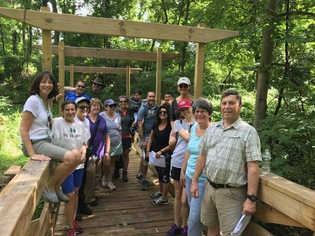 Shabbat Hike and Walk with Rabbi Prosnit