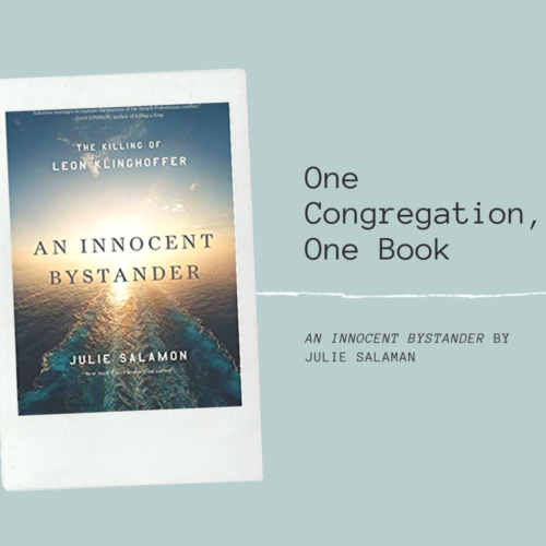 One Congregation, One Book