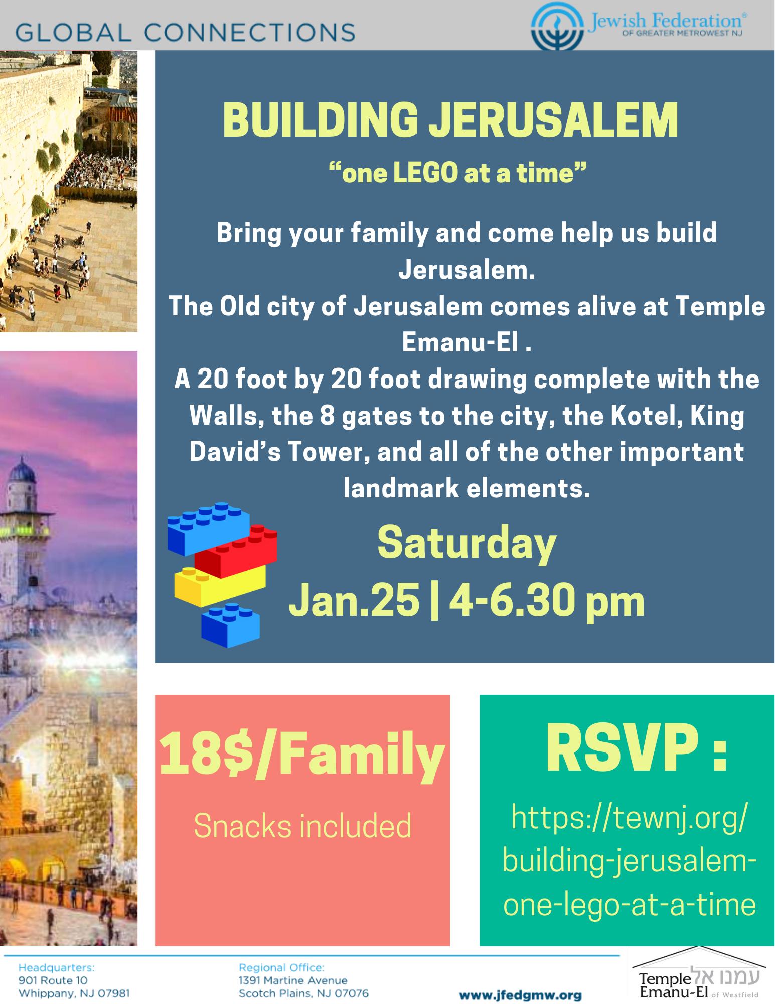 Building Jerusalem (2)