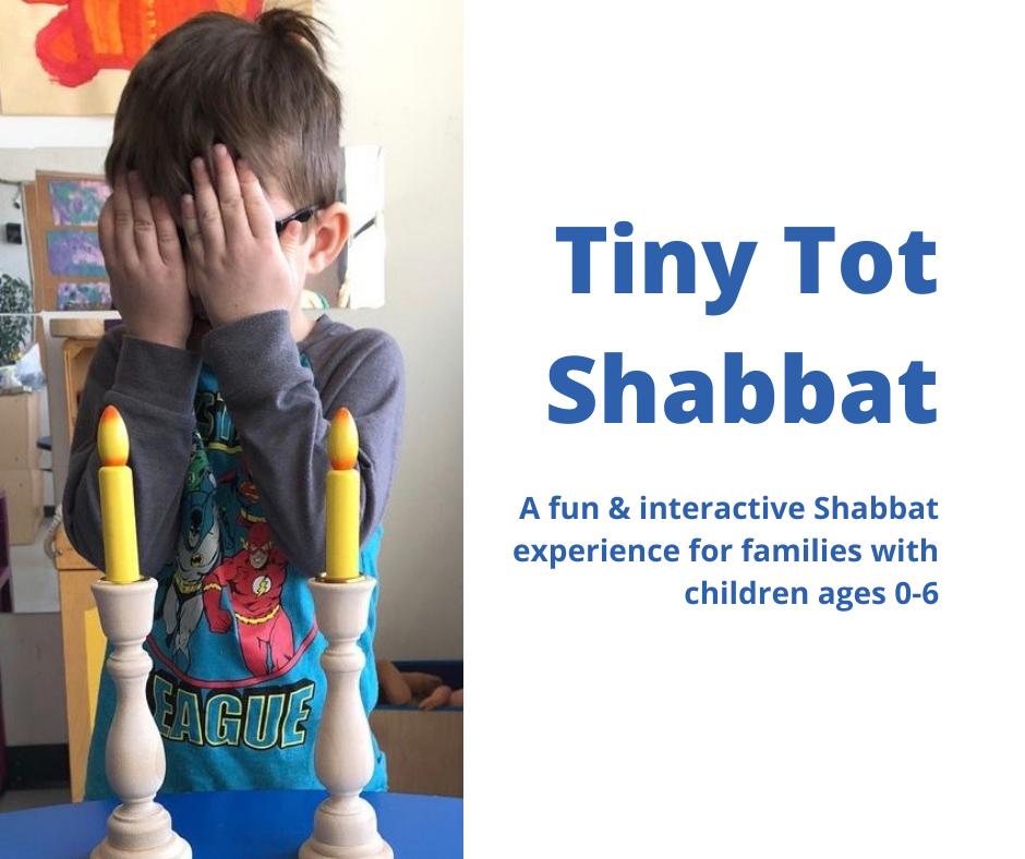 Tiny Tot Shabbat