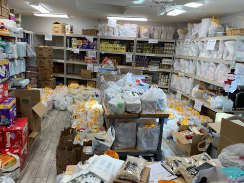 JFS Bag Donation