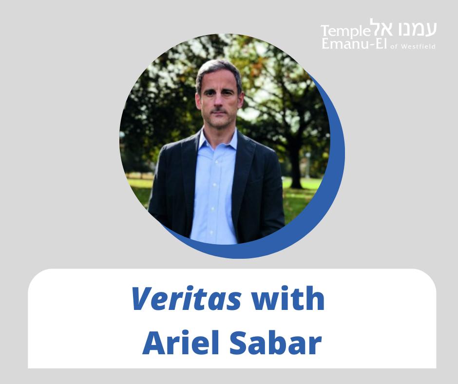 Veritas with Ariel Sabar