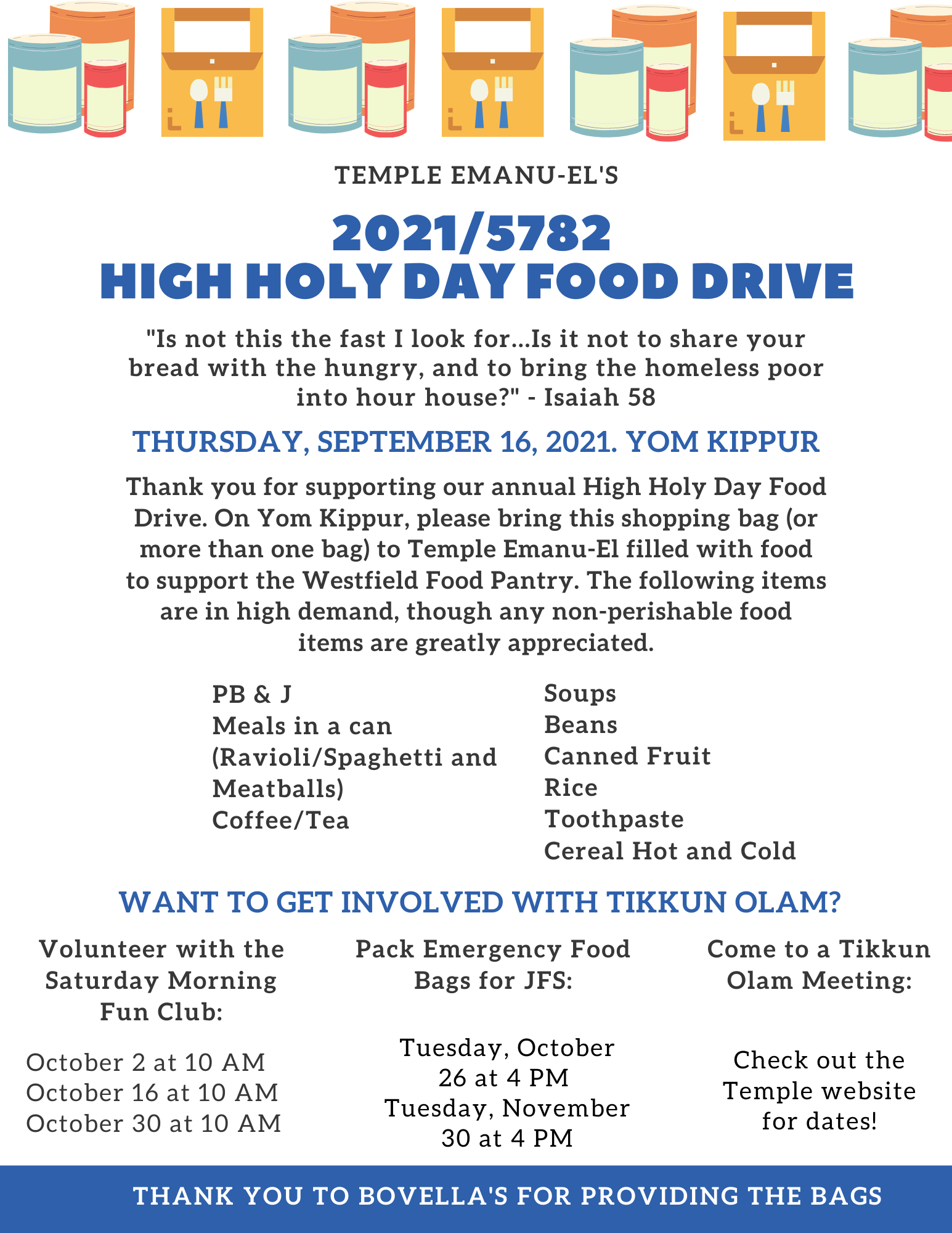 HHD Food Drive 5782